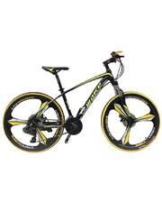 Make bike литые диски 26/ рама 17 черно-желтый (MTB2YELLOW)