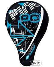 Donic Classic Schildkrot с карманом для мячей new blue (818506-blue)