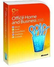 MS Office 2010 Home and Business Rus DVD BOX (T5D-00412) (С)