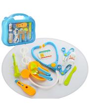 Игровой набор Доктор 12 предметов в чемодане (660-18)
