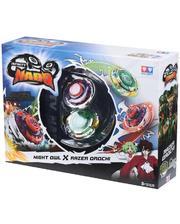 AULDEY BeyBlade Infinity Nado Сплит Night Owl и Razer Orochi с устройством запуска (YW624604)