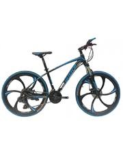Make bike литые диски 26/ рама 17 черно-синий (MTB2BLUE)