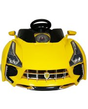 BabyHit Sport Car Yellow