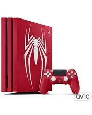 Sony PlayStation 4 Pro 1TB Limited Edition Marvels Spider-Man