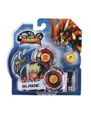 AULDEY BeyBlade Infinity Nado Стандарт Fiery Blade с устройством запуска (YW624302)