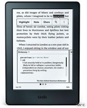 Amazon Kindle Paperwhite (2016) Black