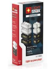 Light Stax с LED подсветкой Expansion Black and White (LS-S11002)