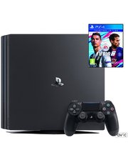 Sony Playstation 4 Pro 1TB plus FIFA 19