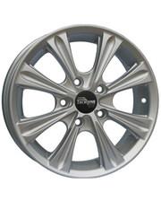 Tech-Line TL526 5.5x15/4x100 D60.1 ET45 Silver