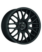 Barracuda Karizzma 8x18/5x112 D73.1 ET45 Matt Black