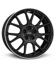 ATS Crosslight 8.5x19/5x130 D71.6 ET50 Racing Black