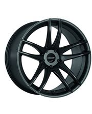 Barracuda Shoxx 8x18/4x100 D73.1 ET38 Matt Black