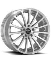 Avarus AV6 8.5x20/5x120 D79.5 ET32 Silver Machined