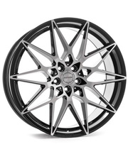 Колесные диски AXXION AX9 Competition R20 W9 PCD5x114,3 ET40 DIA72.6 mirror black polished фото