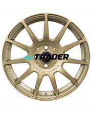 Monaco Rally R17 W7 PCD5x100 ET35 DIA57.7 Dull Bronze