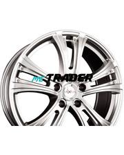 AXXION AX4 Diva R18 W8 PCD5x112 ET50 Chrome Silver base wheel