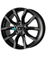 MAK Highlands R19 W8 PCD5x108 ET45 DIA63.4 Matt Black