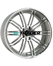 Monaco Chicane 947 R18 W8.5 PCD5x120 ET35 DIA72.6 Hyper Silver / Polished