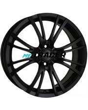 Monaco Hairpin R17 W7.5 PCD5x108 ET42 DIA73.1 Dull Black