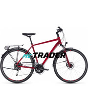 CUBE Touring EXC darkred n red