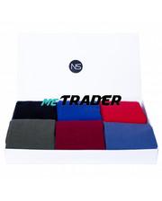 Подарунковий Набір Шкарпеток NS Socks Stripe & Combination of Two Women Socks Collection 41-43 Кольорові