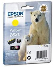 Epson 26XL XP600/605/700 yellow (C13T26344010)