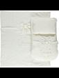 """BEBETTO Комплект на выписку Princes ecru"""" 100x90 см (UAMAG-33142)"""