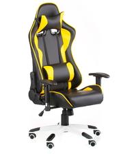 "Техностиль-ПРО Геймерское кресло ""ExtremeRace black/yellow"" 51х0х135 усиленный пластик"