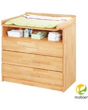 Mobler Пеленальный столик-комод k801 75х0х90 дерево