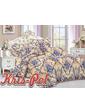 KRISPOL Полуторный комплект постельного белья 3D 49852191 (UAMAG-35420)