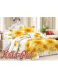 KRISPOL Полуторный комплект постельного белья 3D 49851885 (UAMAG-35418)