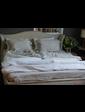 "Devo home Евро комплект постельного белья ""White-Gray Washed linen (UAMAG-33840)"