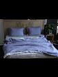 """Devo home Евро комплект постельного белья """"Jeans Washed linen (UAMAG-33848)"""