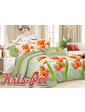 KRISPOL Полуторный комплект постельного белья 3D 49851668 (UAMAG-35414)