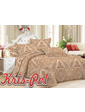 KRISPOL Полуторный комплект постельного белья 3D 49851861 (UAMAG-35417)