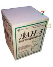СОВЕК Зернодробилка (ДКУ, крупорушка) 'ЛАН-3' (зерно+початки кукурузы), 2.5 кВт.