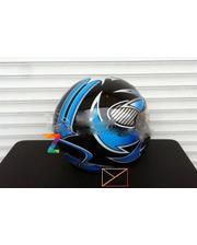 BLD Шлем-интеграл 168 черный