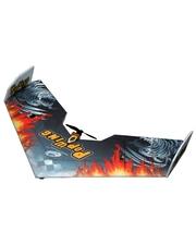 TO-04001B Летающее крыло Tech One Popwing 900мм EPP ARF (черный)