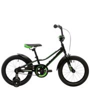 "SKD-93-43 Велосипед 16"" Pride Flash черный/зеленый/белый 2018"