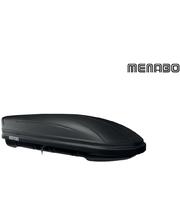 000036100000 Багажный бокс MENABO MANIA 320 ABS BLACK/ Черный глянец/
