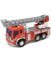 WY-350B Машинка инерционная 1:16 Wenyi Пожарная со звуком и светом