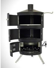 Custom Heat Гриль телескопический из горячекатаной стали GT CustomHeat 6511121