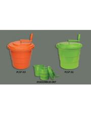 Ведро для сушки зелени пластиковое 18л оранжевое Pro Master арт.59807