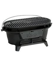 Lodge Чугунная угольная жаровня-гриль размер: 480х260х210мм L410 1800082