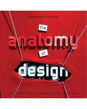 АСТ Хеллер С. Анатомия дизайна (под,пухл)