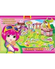 Елвик Candy Land. Книжка-игрушка (м)