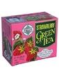 Mlesna Зеленый чай Клубника в пакетиках Млесна картон 100 г
