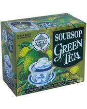 Mlesna Зеленый чай Саусеп в пакетиках Млесна картон 100 г
