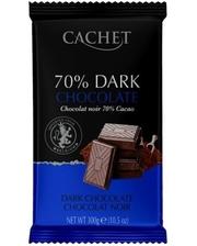 Cachet 70% какао 300 г