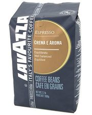 LAVAZZA Crema e Aroma Espresso в зернах 1000 г